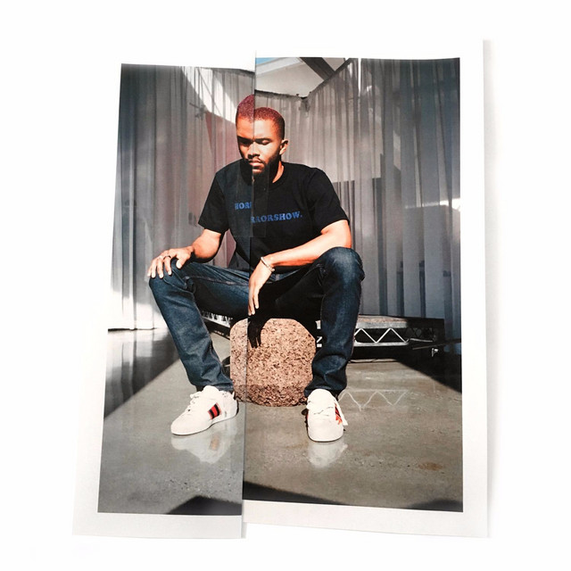 Cover art for Chanel by Frank Ocean
