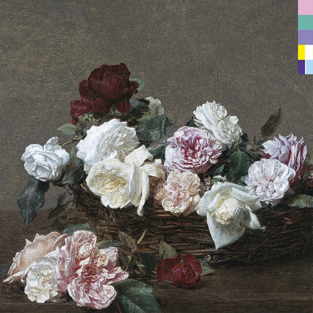 New Order  Power Corruption & Lies :Replay