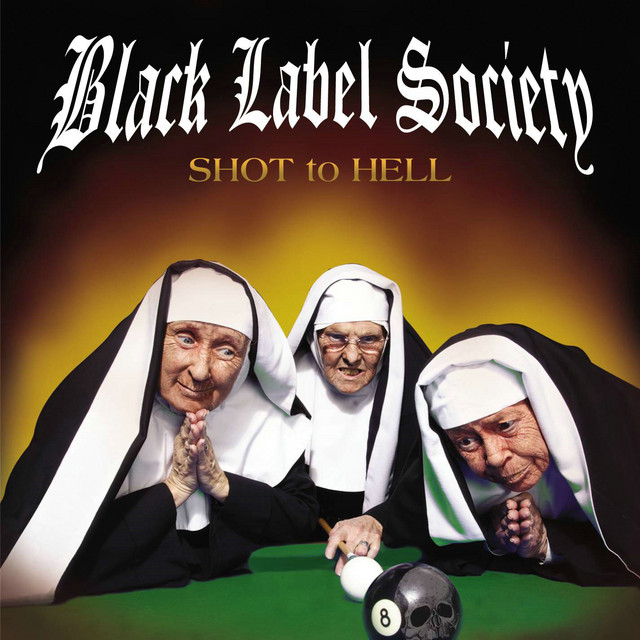 It's just a graphic of Clever Black Label Society Sonic Brew 20th Anniversary Review