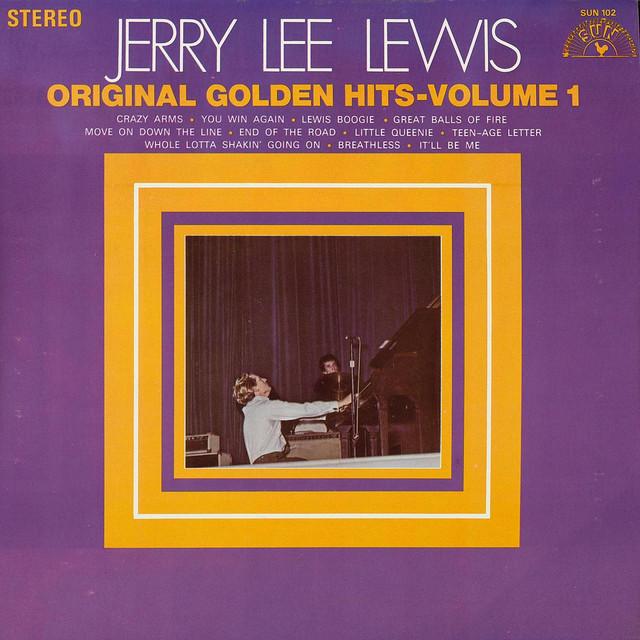Original Golden Hits - Volume 1 (Vol. 1) - Whole Lot Of Shakin' Going On - Single Version