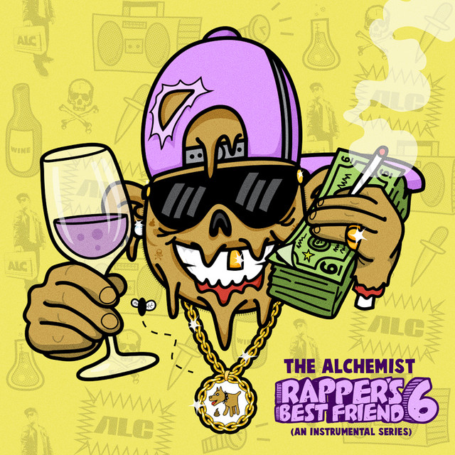 Rapper's Best Friend 6: An Instrumental Series