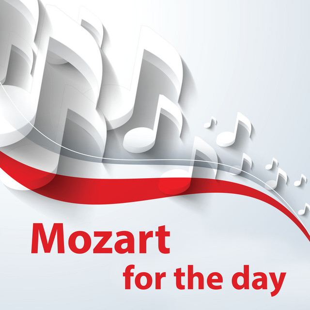 Mozart for the day