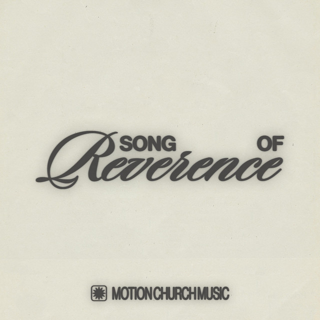 Motion Church Music, John Williams - Song of Reverence (Live)