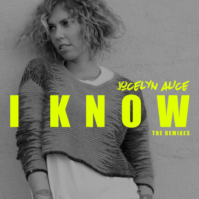 I Know album cover