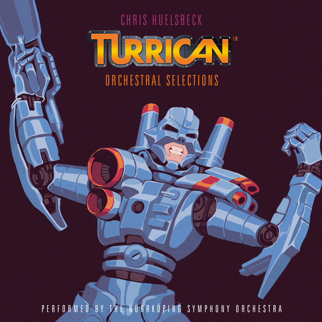 Turrican - Orchestral Selections (Music Inspired by the Original Amiga Games)