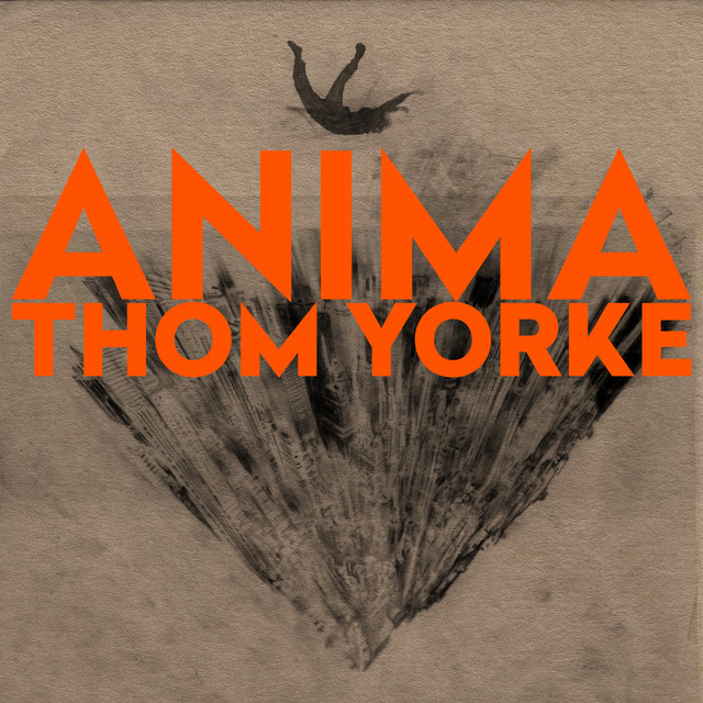 Skivomslag för Thom Yorke: ANIMA