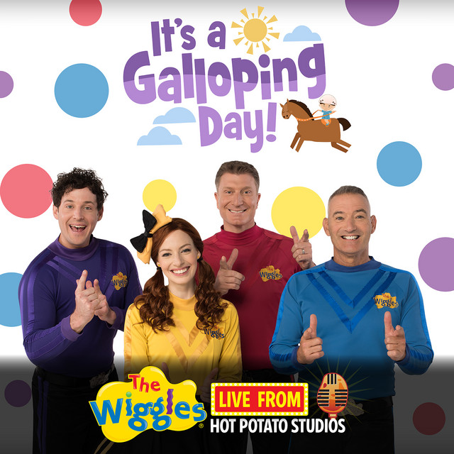 Live From Hot Potato Studios: It's A Galloping Day! by The Wiggles