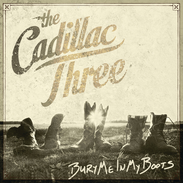 The Cadillac Three album cover