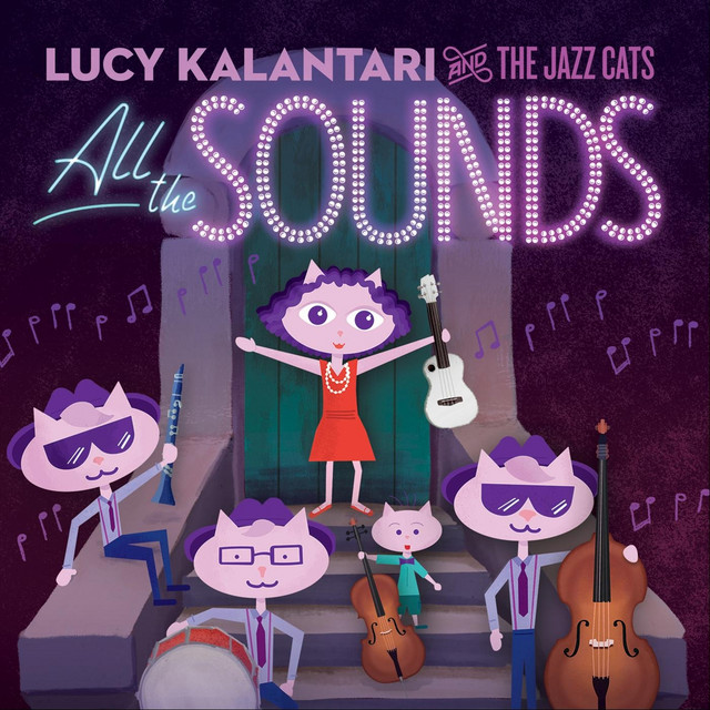 All the Sounds by Lucy Kalantari
