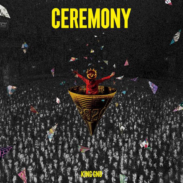 King Gnu album cover