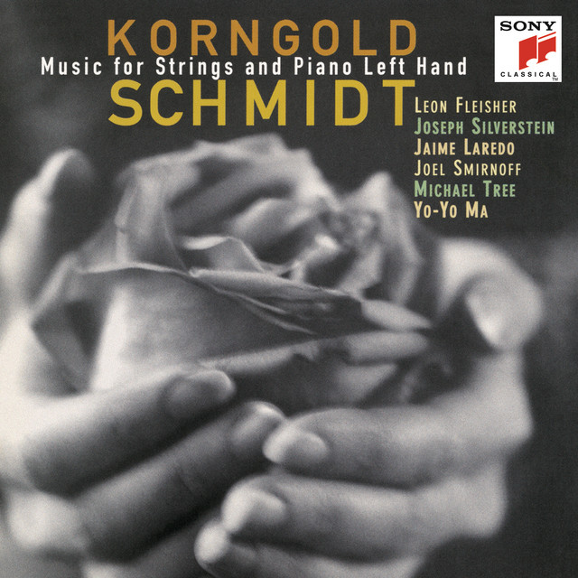 Korngold & Schmidt: Music for Strings & Piano Left Hand