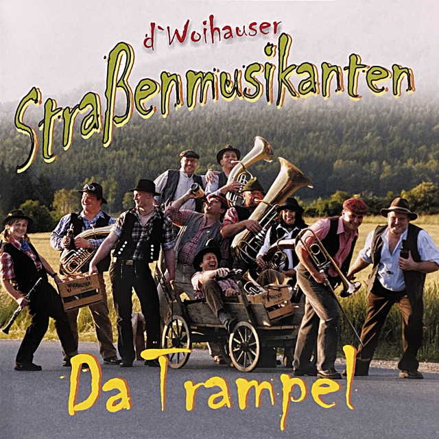 d'Woihauser Straßenmusikanten