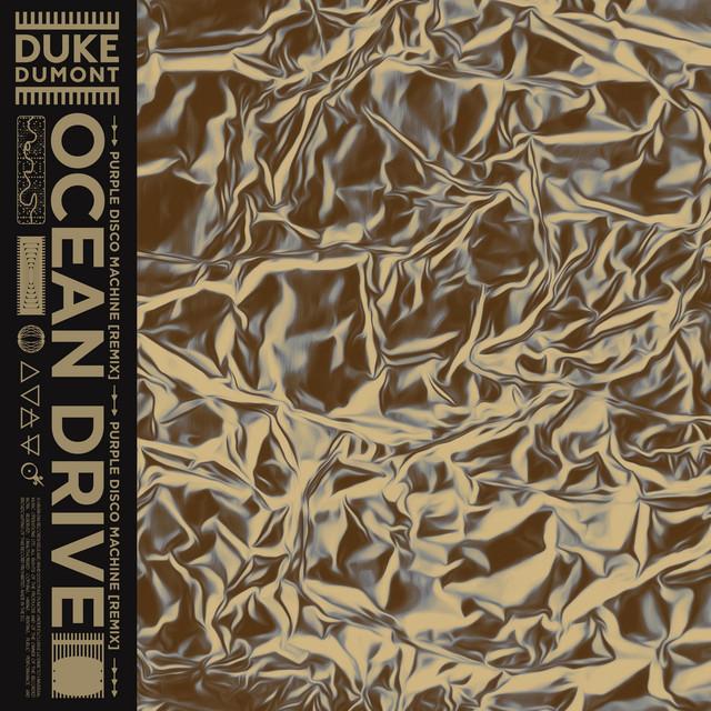 Ocean Drive (Purple Disco Machine R album cover