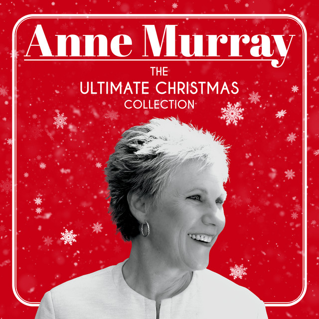Album cover for The Ultimate Christmas Collection by Anne Murray