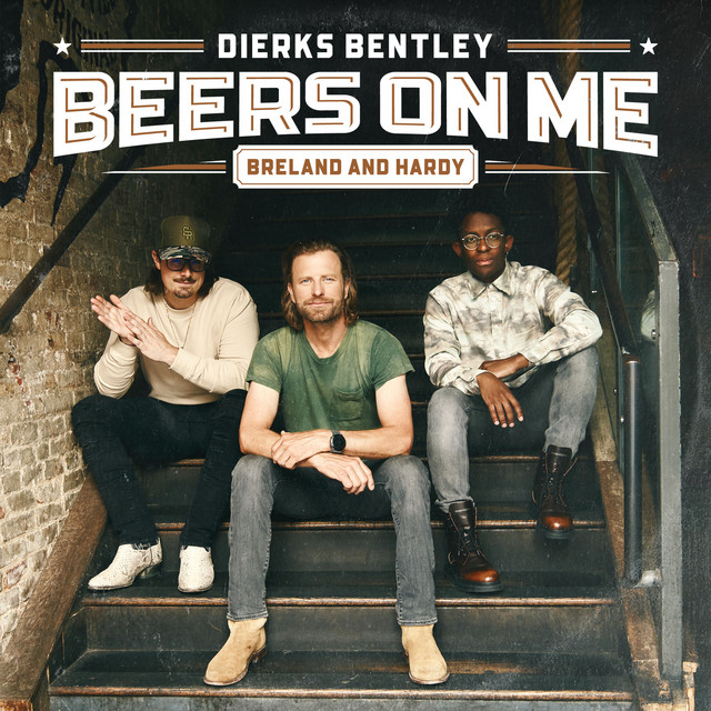 Beers On Me (feat. HARDY & Breland) album cover