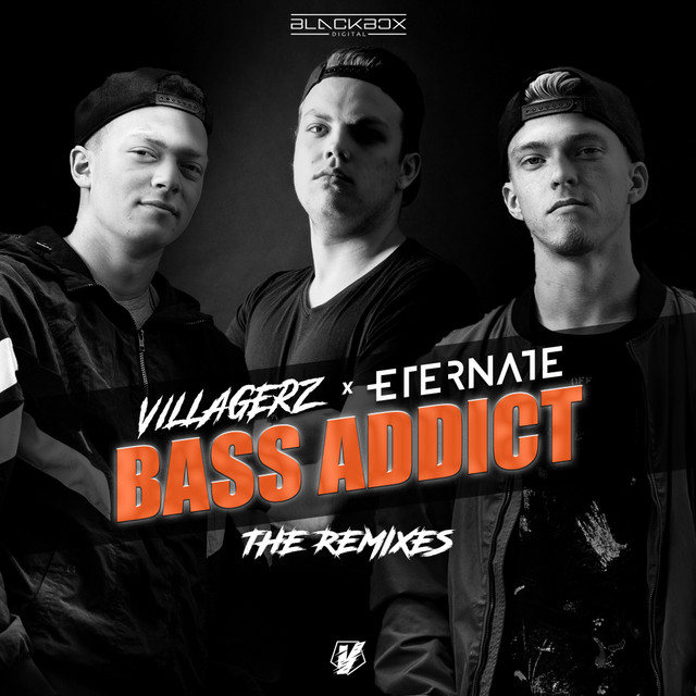 Bass Addict - THNDERZ Remix  Image