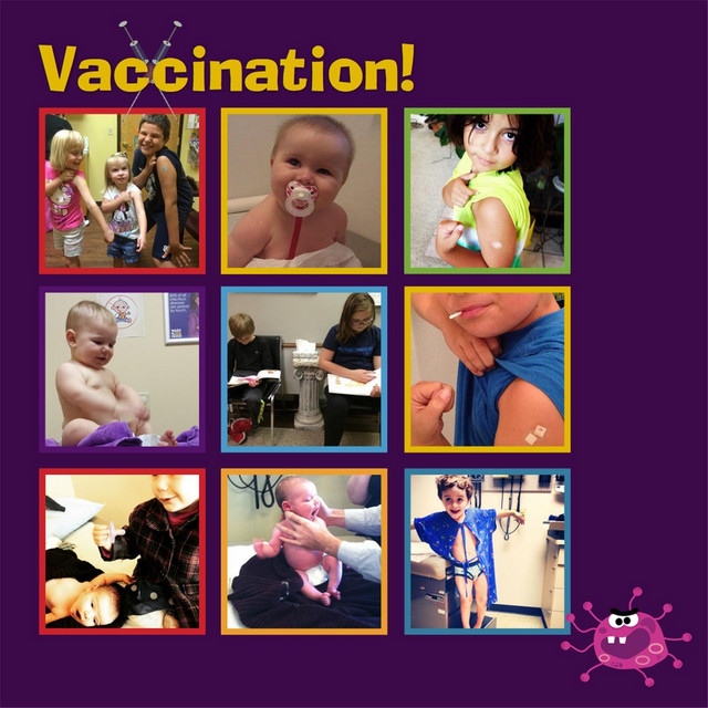Vaccination! by Monty Harper