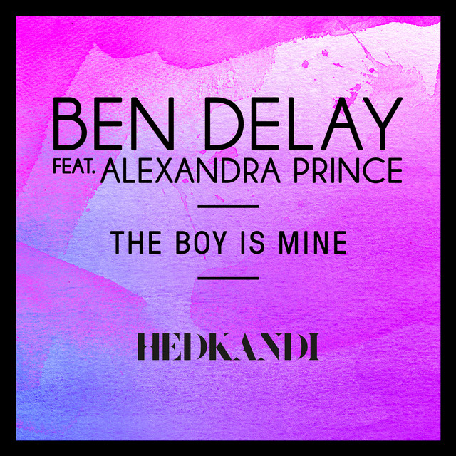 The Boy Is Mine (Remixes)