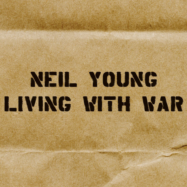 Neil Young Living With War (2006) • 12 recensioner • Kritiker