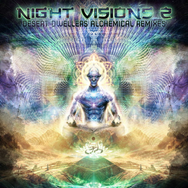 Night Visions 2: Desert Dwellers Alchemical Remixes Image