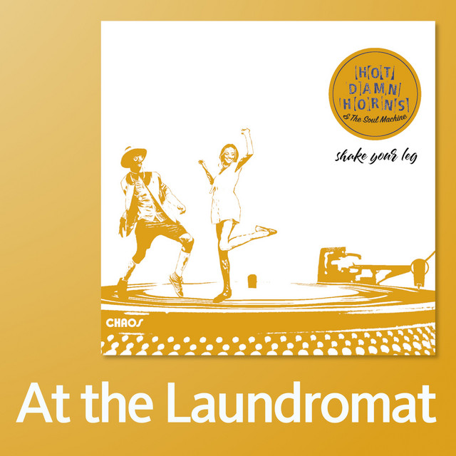 At the Laundromat Image