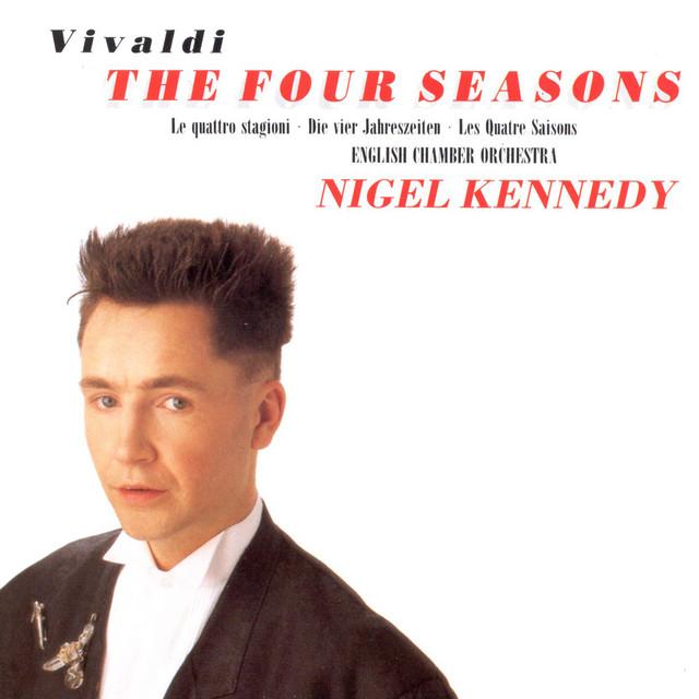 """Vivaldi: The Four Seasons, Violin Concerto in G Minor, Op. 8 No. 2, RV 315 """"Summer"""": III. Presto"""