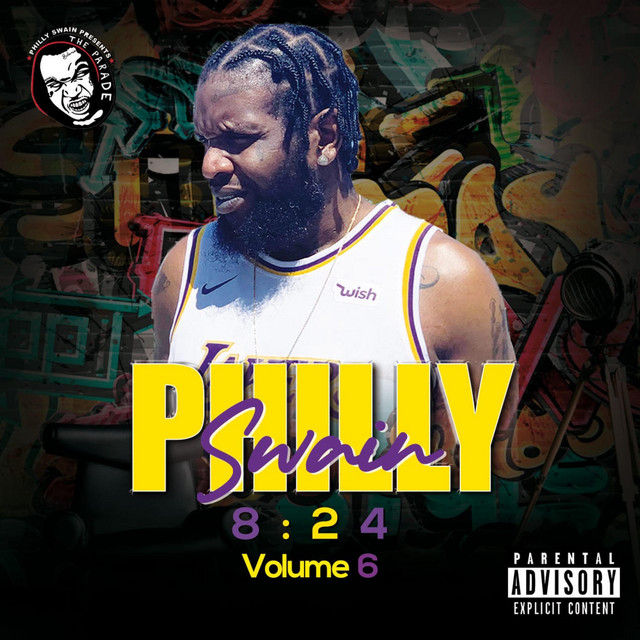 Album cover for 8:24 AM, Vol. 6 by Philly Swain