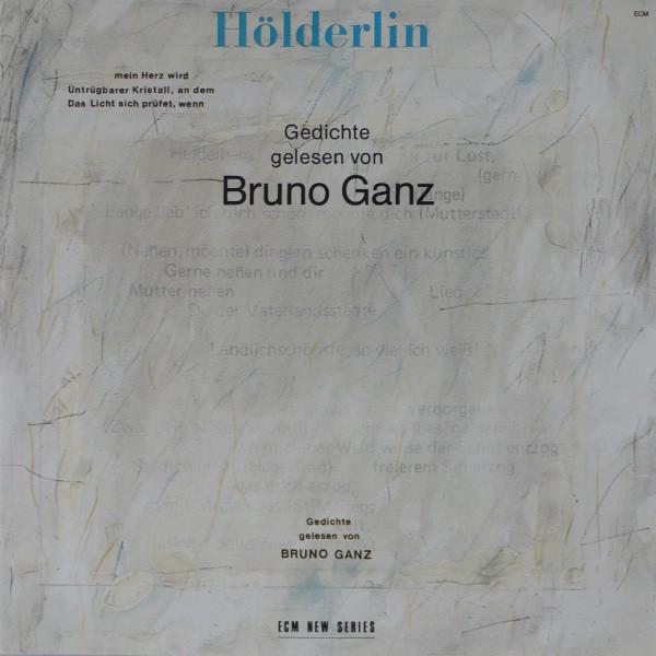 Lebenslauf Friedrich Hölderlin A Song By Bruno Ganz On
