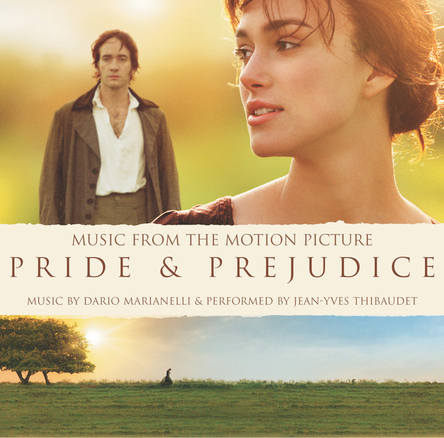 Pride and Prejudice - OST - Official Soundtrack