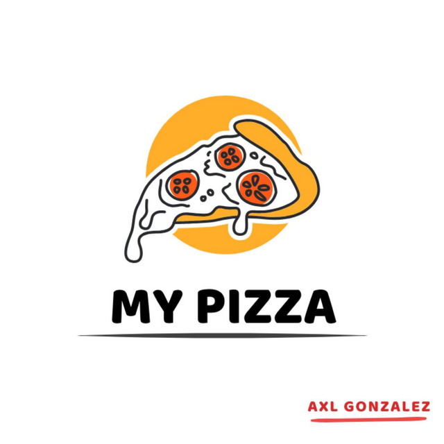 Artwork for My Pizza by Axl Gonzalez