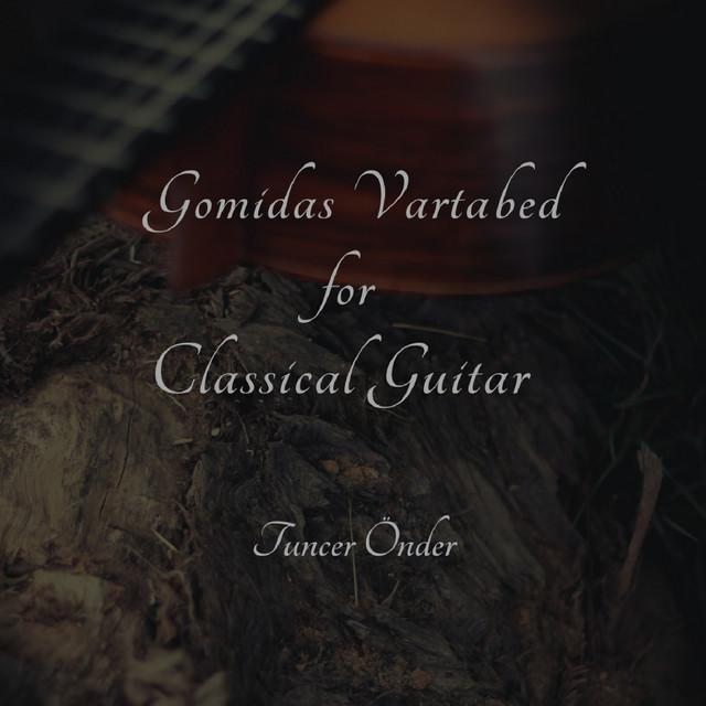 Gomidas Vartabed For Classical Guitar