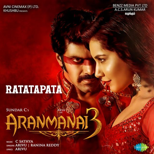 "Ratatapata (From ""Aranmanai 3"") - Single"