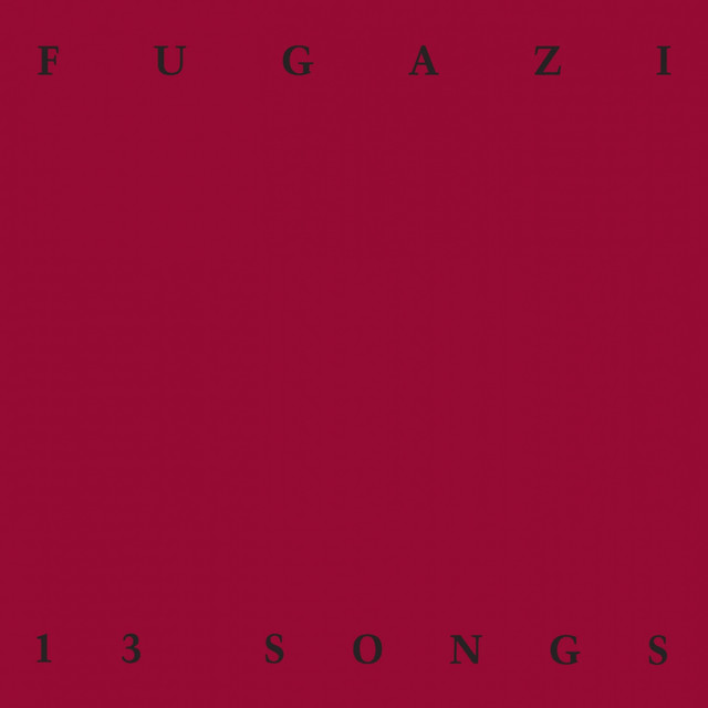 Waiting Room A Song By Fugazi On Spotify