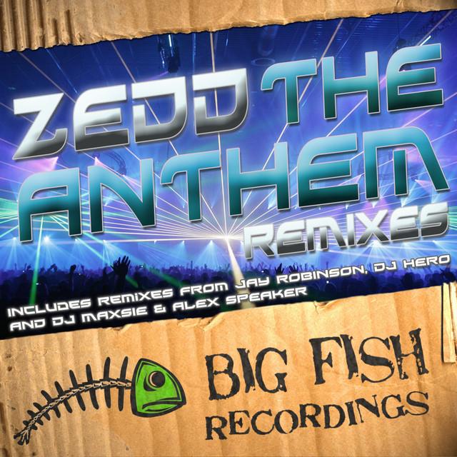 The Anthem Remixes