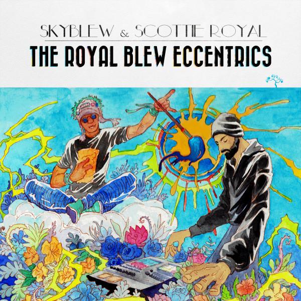 The Royal Blew Eccentrics