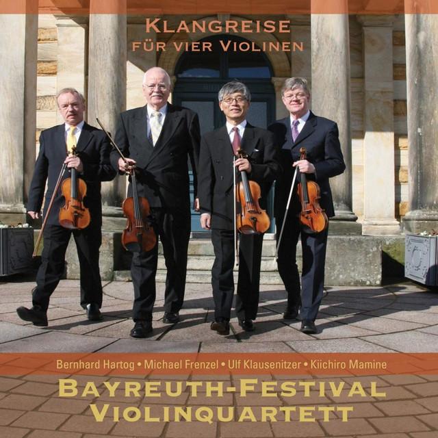 Telemann, Mozart, Kirchner, Dancla, Lachner, Kupkovič & Bacewicz: Klangreise Für Vier Violinen