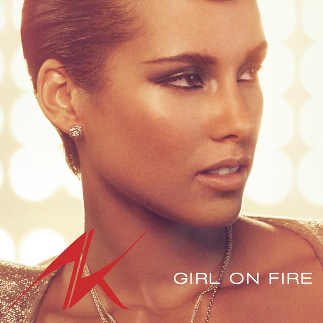 Girl On Fire album cover