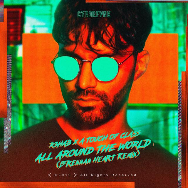 All Around The World (La La La) [Brennan Heart Remix]