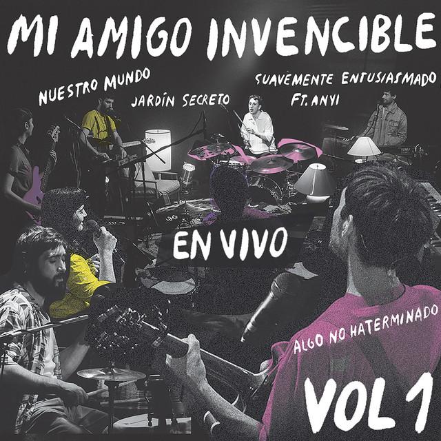 Mi Amigo Invencible en vivo Vol. 1