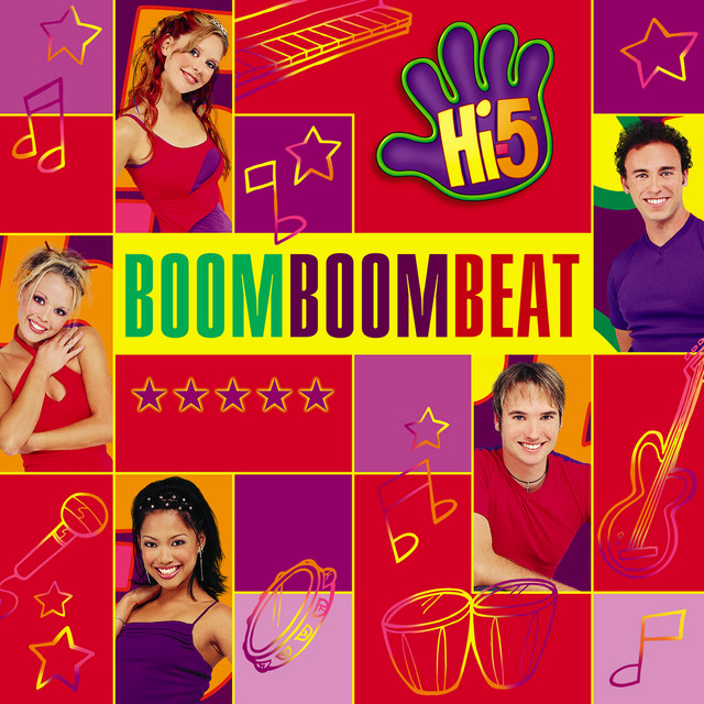 Boom Boom Beat by Hi-5