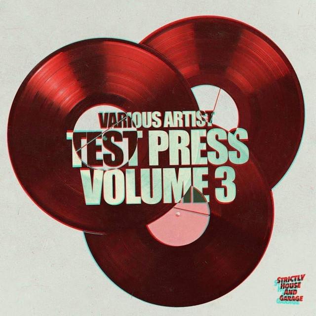 Test Press, Vol. 3