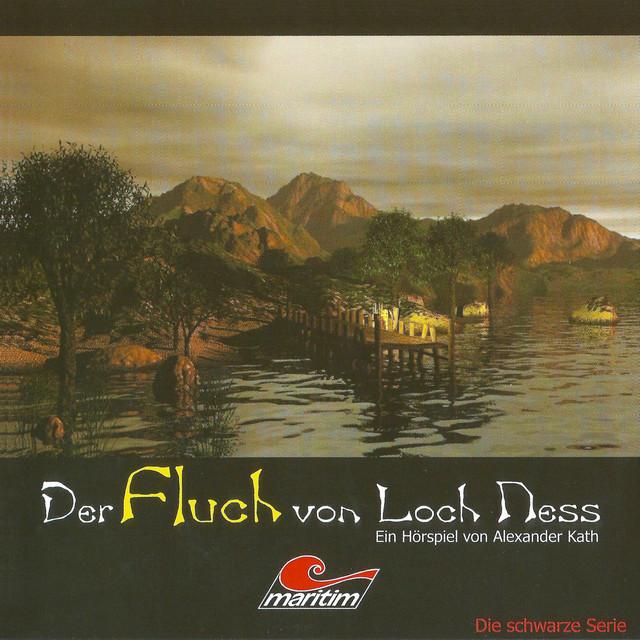 Folge 3: Der Fluch von Loch Ness Cover