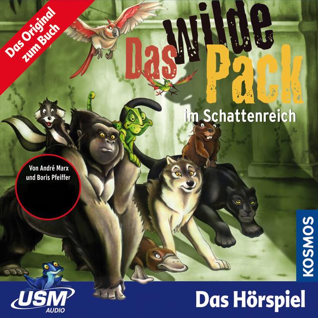 Teil 8: Das wilde Pack im Schattenreich Cover