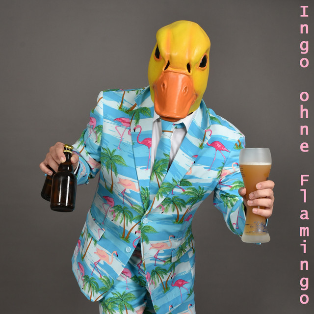 Ingo Ohne Flamingo Anzug