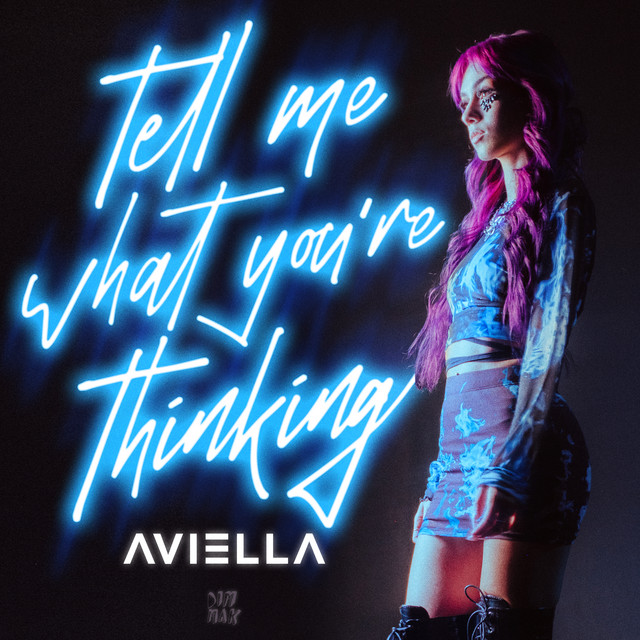 tell me what you're thinking album cover