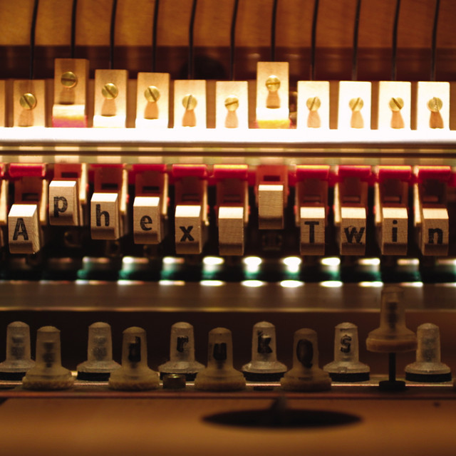 Cover art for Avril 14th by Aphex Twin