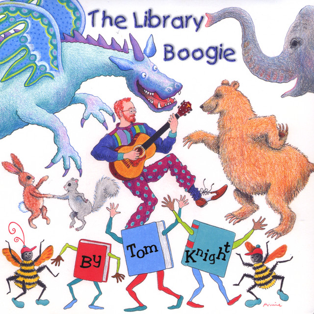 The Library Boogie [Enhanced] by Tom Knight