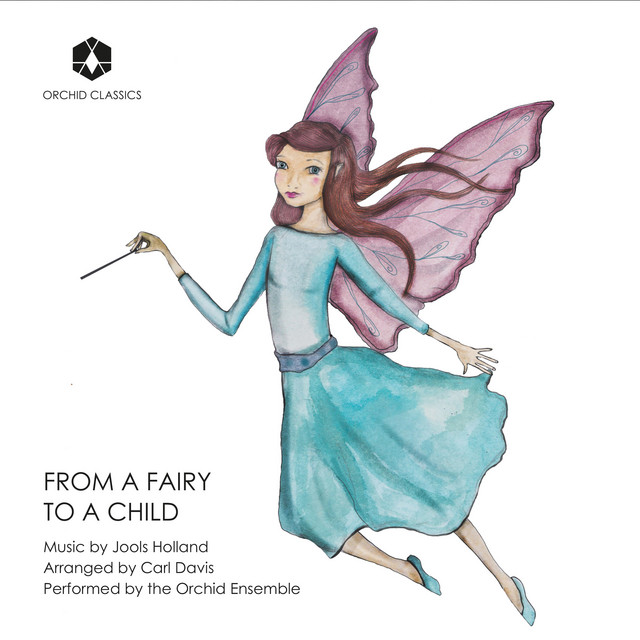 Jools Holland: From a Fairy to a Child (Arr. C. Davis for String Quartet & Piano)
