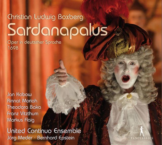 Boxberg: Saradanapalus (Live)