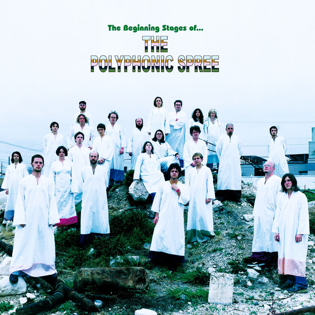 The Polyphonic Spree  The Beginning Stages Of…The Polyphonic Spree :Replay